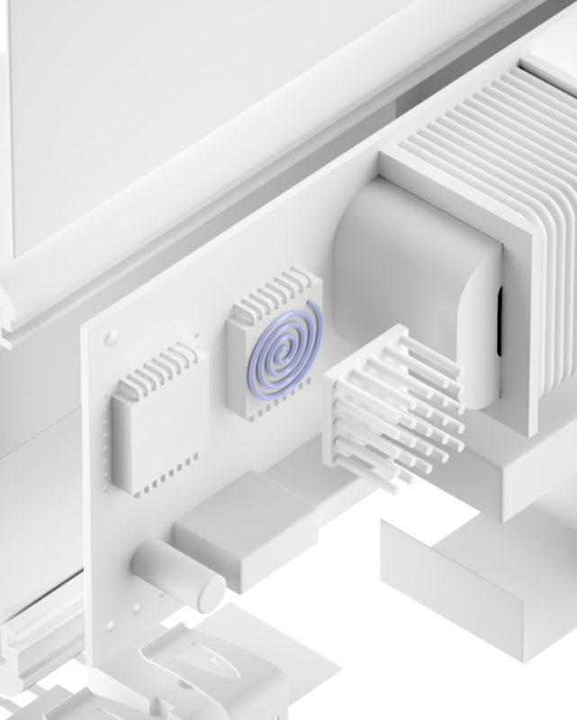 TAD-G-SI-1C Silikonkleber thermisch leitfähig