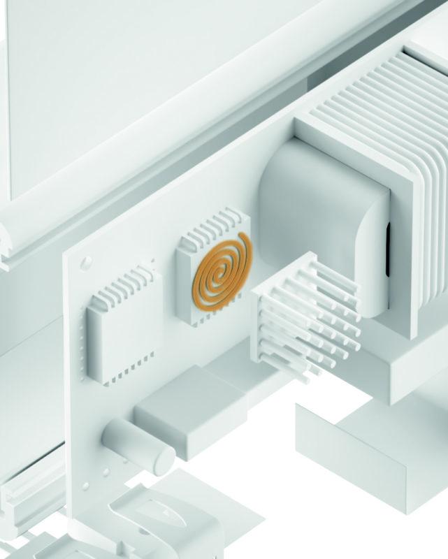 TDG-L-SI-2C-Y 2K Gap Filler dispensierbar