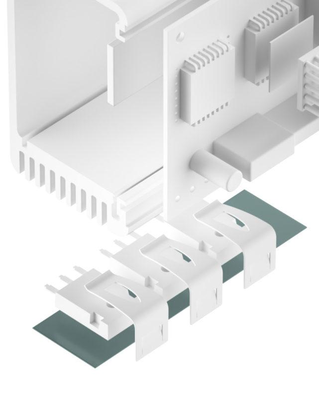 TFO-D-SI Silikonfolie glasfaserverstärkt
