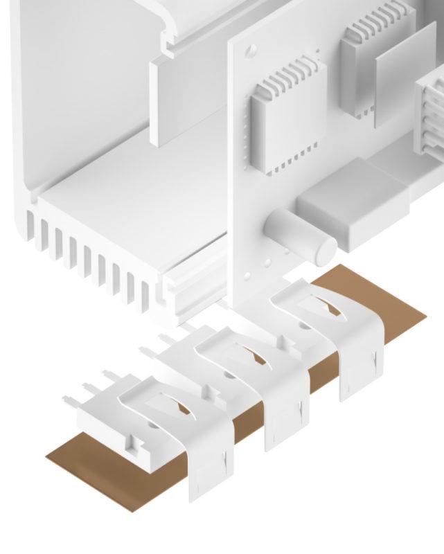 TFO-J-SI Silikonfolie glasfaserverstärkt