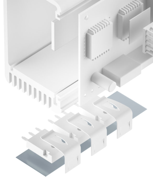 TFO-K-SI Silikonfolie glasfaserverstärkt