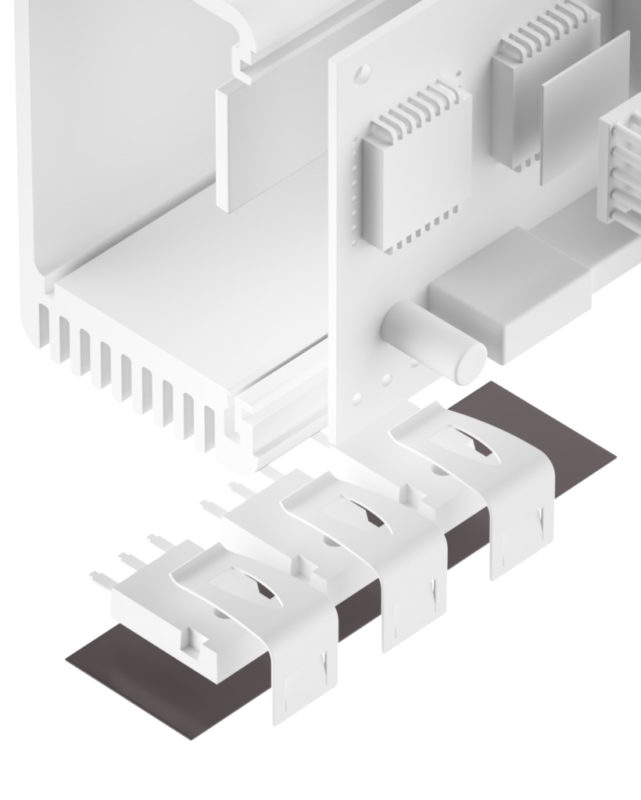 TFO-L-SI Silikonfolie glasfaserverstärkt