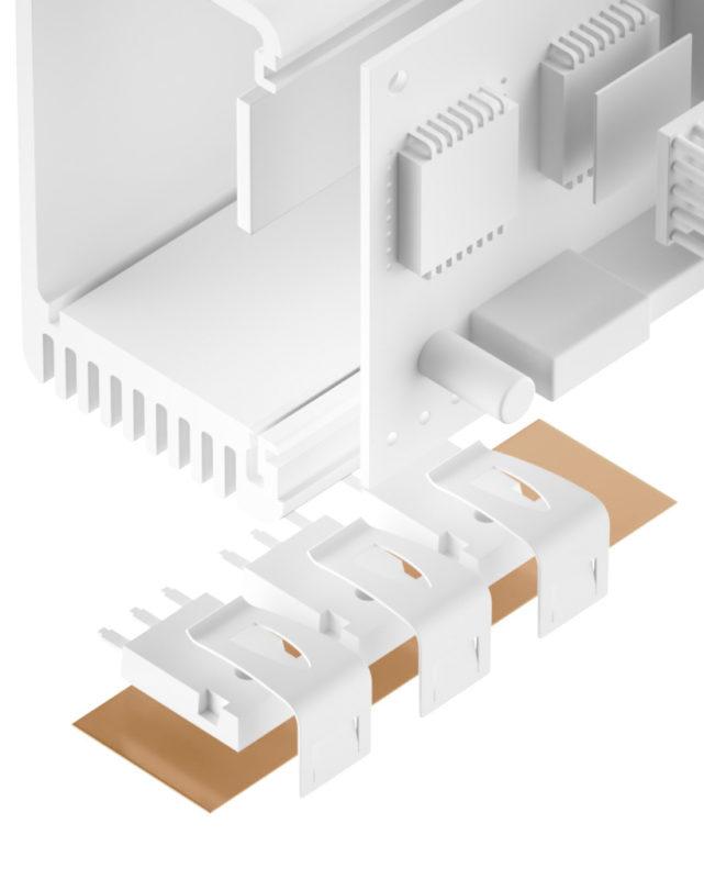 TFO-M-SI-PI Isolationsfilm silikonbeschichtet