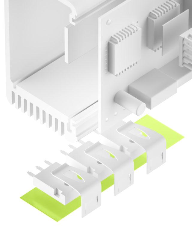 TFO-T-SI Silikonfolie glasfaserverstärkt
