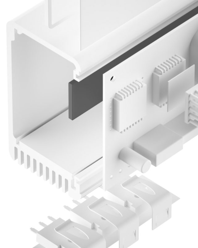 TGF-GUS-NS Silikonfreier Gap Filler ausscheidungsfrei