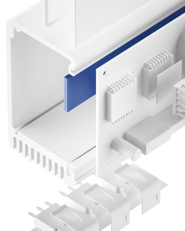 TGF-R-SI Silikon Gap Filler weich