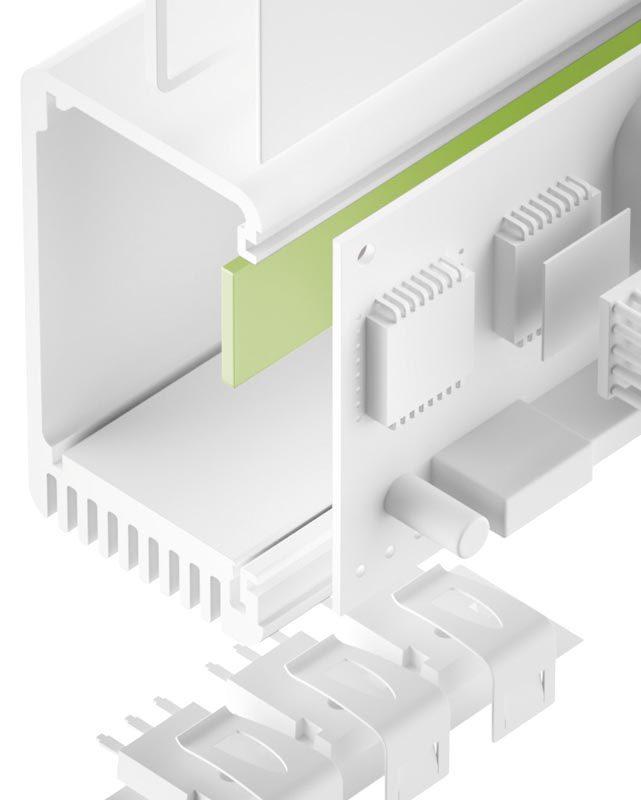 TGF-V-NS Silikonfreier Gap Filler weich