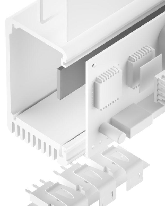 TGF-YP-SI Silikon Gap Filler plastisch