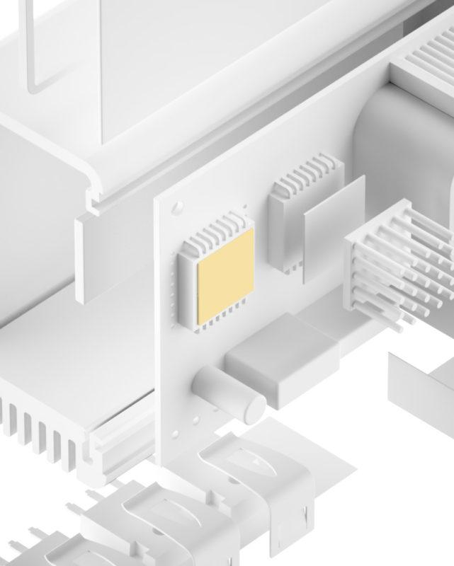 TPC-R-AL Aluminiumfilm Phase Change beschichtet