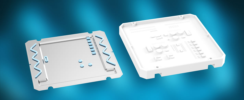 Interface Materialien von Hala Contec
